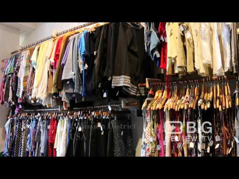 No Shop, a Vintage Clothing Store in San Francisco CA for Fashion Clothes
