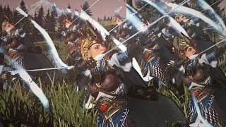 Total War WARHAMMER 2 Batalla Multijugador 3 Vs 3 No Pasarán