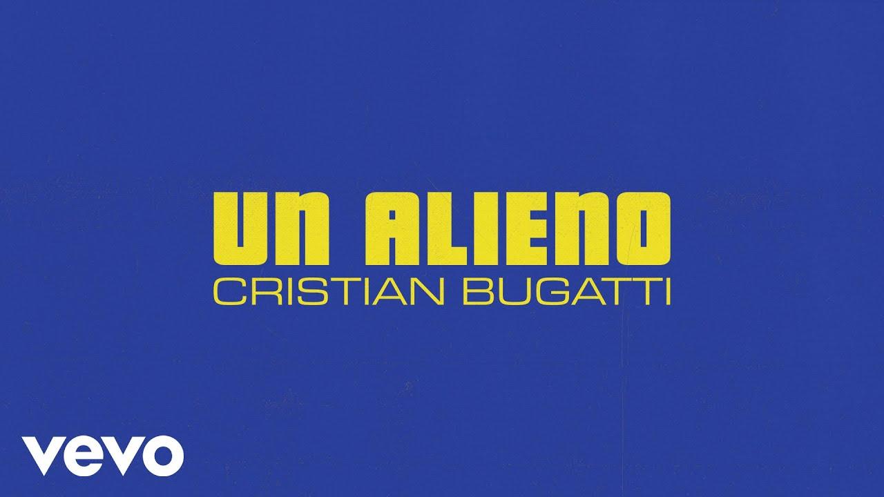 Bugo - Un alieno (Lyric Video)