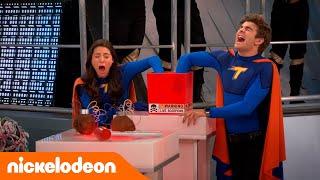 Los Thunderman | Prueba de la Fuerza Z | España | Nickelodeon en español