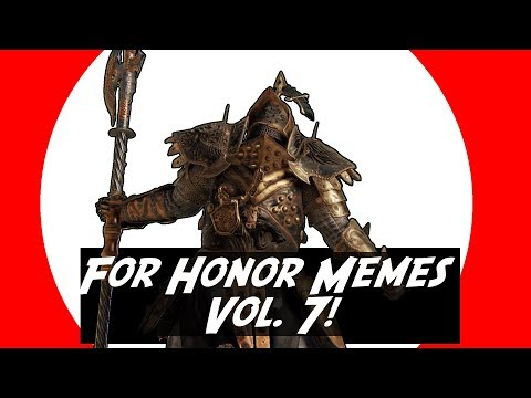 Awesome For Honor Memes Vol. 7: Lawbringer Edition! |
