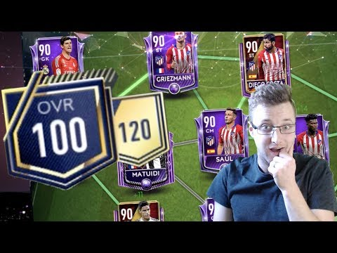 First 100 OVR Full Chemistry Squad in FIFA Mobile 19 | How to Find the Fastest Players | FIFA 19 iOS