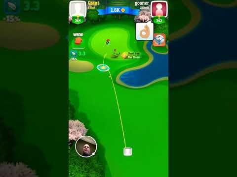 Asia Pacific 2nd shot Golf Clash - 2018-03-25