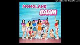 MOMOLAND(모모랜드) -  BAAM (Clean, No Rap)