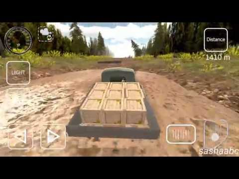 russian offroad pickup driver обзор игры андроид game rewiew android.