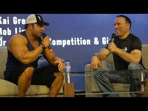 ARASH RAHBAR: BEST IS YET TO COME! Dubai Muscle Show