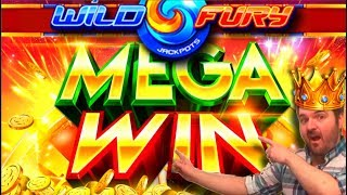 BIGGEST WIN ON YOUTUBE! 💰 WILD FURY BONUS ON MAX BET! 💰 MASSIVE WIN WITH SDGUY!