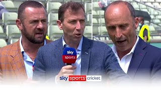 Hussain, Atherton & Doull reflect on what went wrong for England against New Zealand 💭