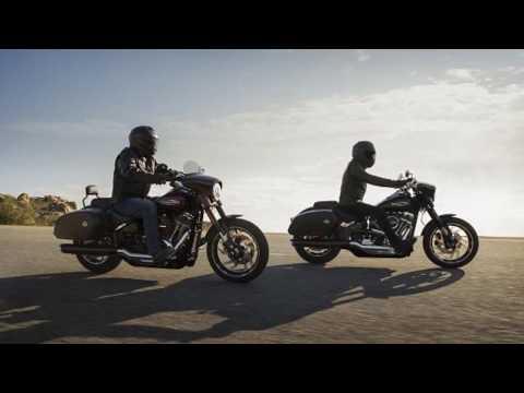 New 2018 Harley-Davidson® Softail® Sport Glide™ For Sale in Grand Prairie, TX