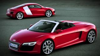 Exotic - audi r8 v10 plus wheelstv