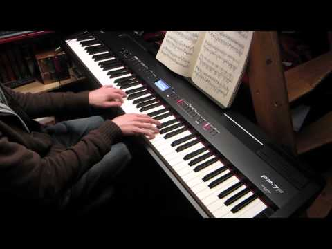 The Beatles - Eleanor Rigby [Piano Cover]