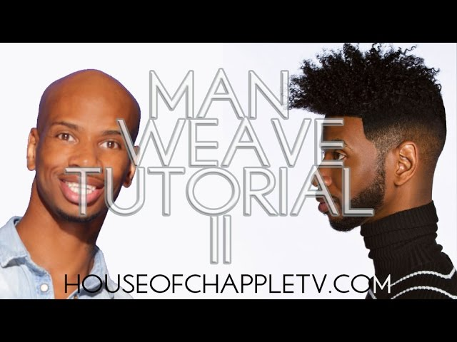 da735a43a4 How to Install a Man Weave (Video) - Issa Rae Presented  Trailblazer Award
