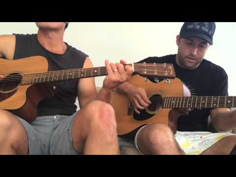 Wedding Song (Angus & Julia Stone cover) Jake & Andy acoustic duo