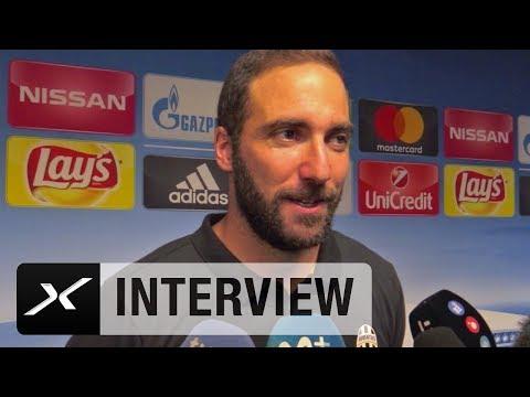"""Gonzalo Higuain vor Real: """"Ein komisches Gefühl""""   Juventus Turin - Real Madrid   Champions League"""