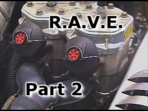 Cleaning R A V E  Valves 2000 MXZ 700: PART 2