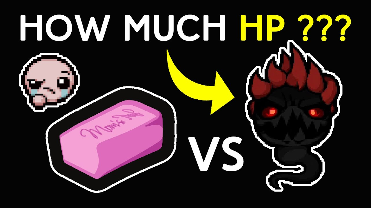 You were misinformed about Dark Esau! (How Stage HP ACTUALLY work)