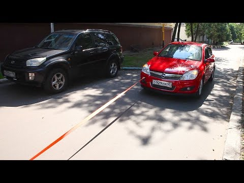 Как Opel Astra сдохла на...