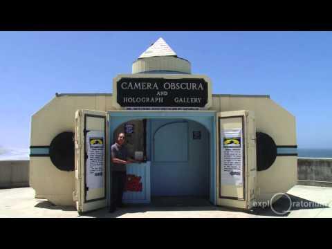 Camera Obscura I Science in the City I Exploratorium