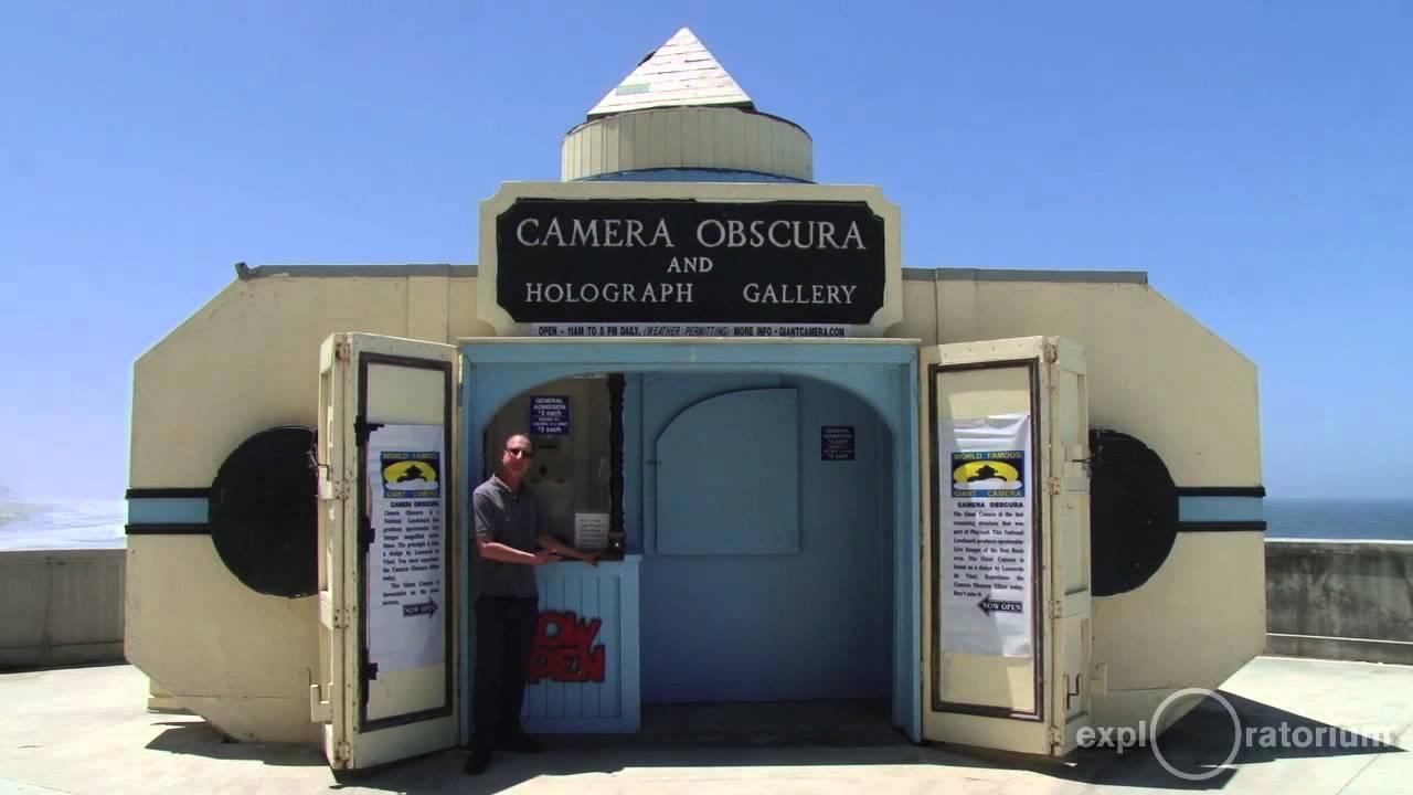 Camera Obscura I Science In The City I Exploratorium Youtube