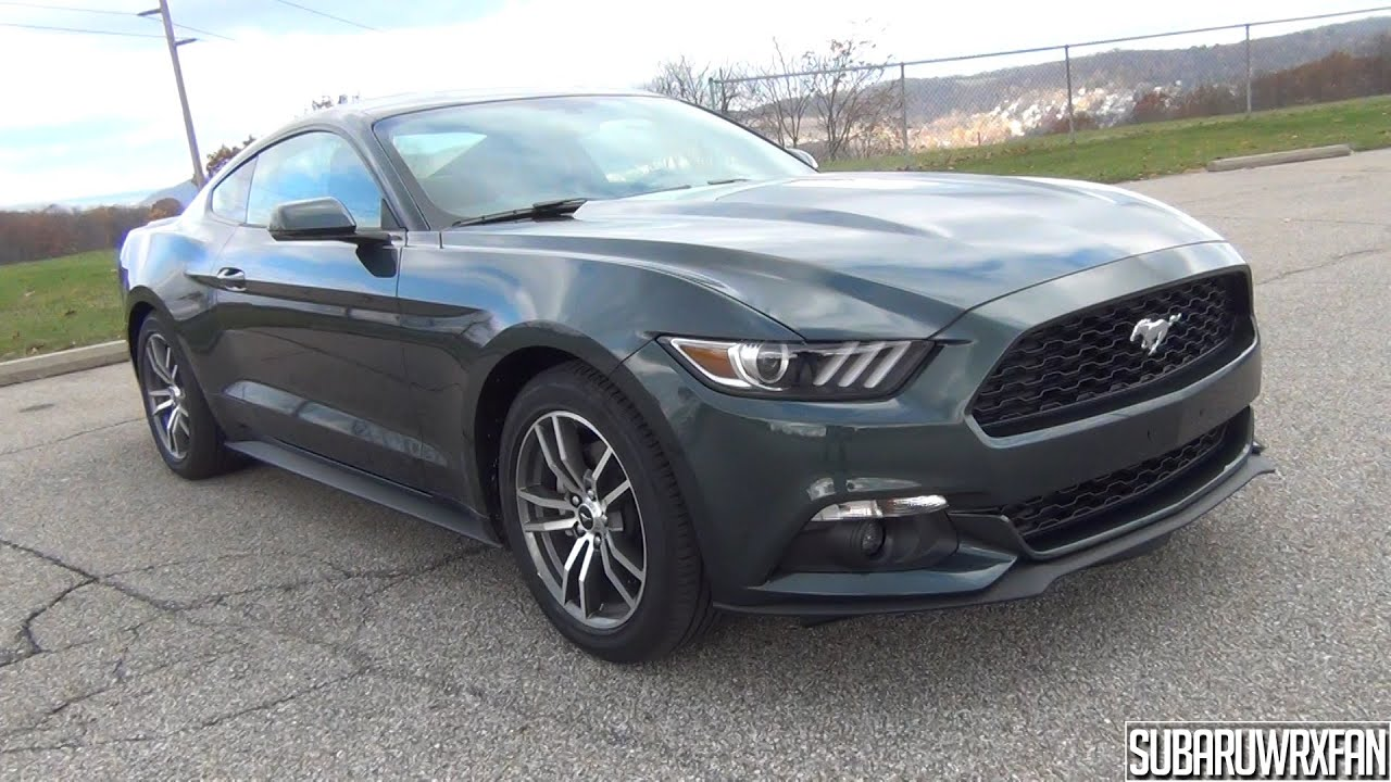 ford mustang ecoboost for sale 2017 2018 2019 ford price release date reviews. Black Bedroom Furniture Sets. Home Design Ideas