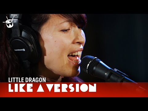 Little Dragon - Pretty Girls (live on triple j)