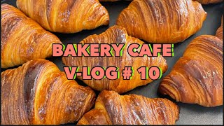 [#10 1인 베이커리 카페 V-log] 호엥 벌써 열…