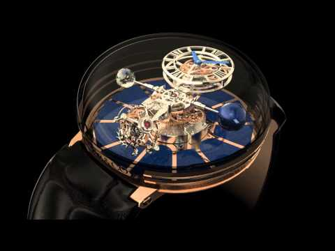 Jacob & Co. Astronomia Tourbillon Watch | aBlogtoWatch