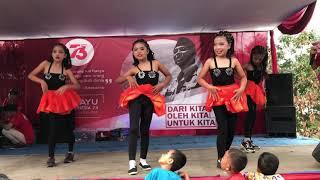 Lagi syantik #Dance anak-anak