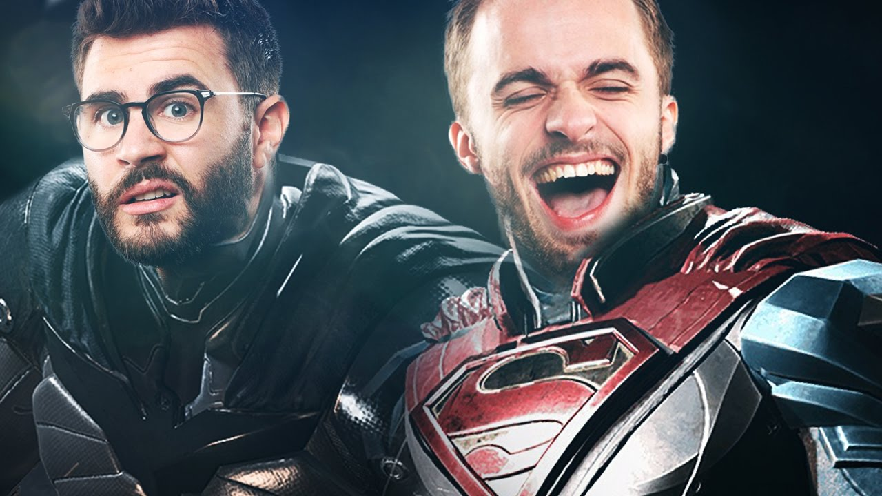 SUPERMAN PLUS FORT QUE BATMAN ? - Injustice 2