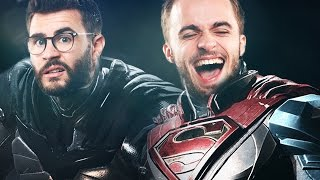 SUPERMAN PLUS FORT QUE BATMAN ? - Injustice 2