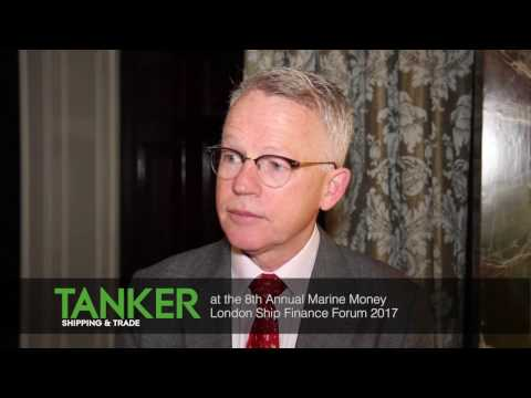 Euronav's Paddy Rodgers on tanker shipping and trade prospects in 2017