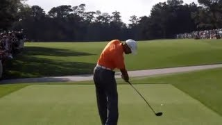 Tiger Woods, Rory McIlroy, Dustin Johnson & more - Masters Golf Tournament Highlights 2013 ...