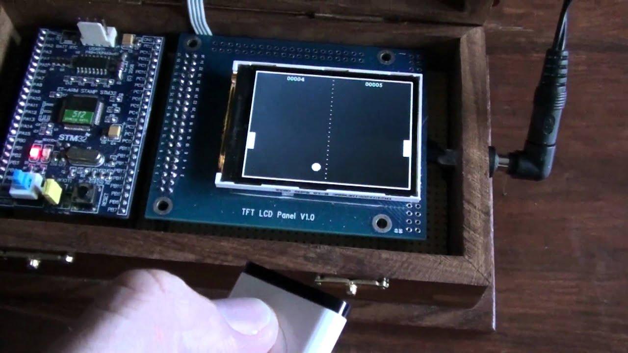 ARM Cortex-M3 Forgotten project