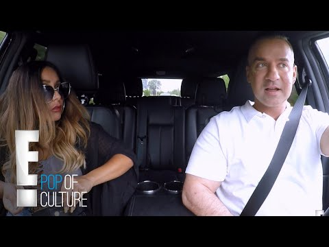 "Mike and ""Snooki"" Reunite on ""Reunion Road Trip"" 