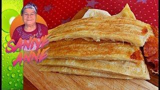Muska Tarifi - Hazır yufkadan kahvaltılık