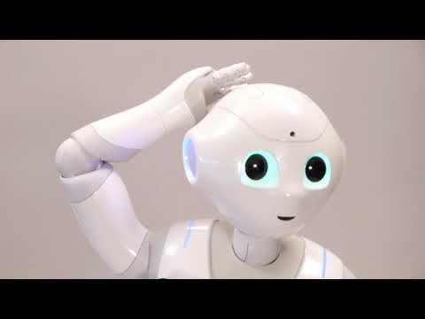 Meet Pepper | SoftBank Robotics