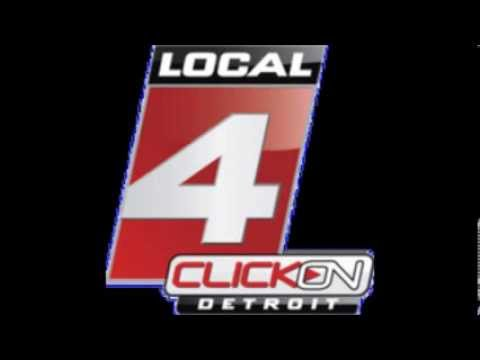 WDIV Local 4 News Intro music