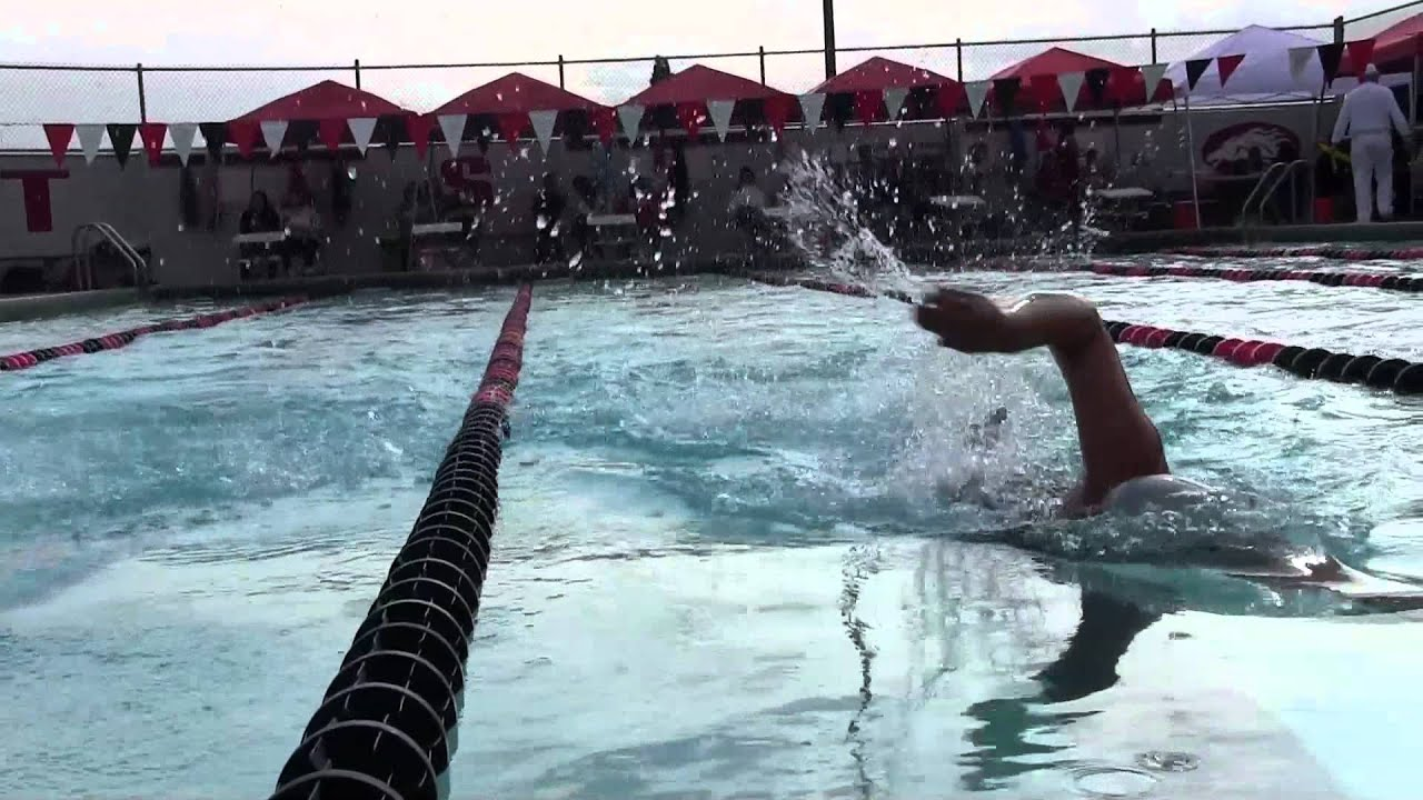 Covina High School Swim 2017
