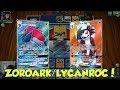 The Best Deck In Standard Zoroark GX Lycanroc GX Deck Profile And Battles W TrainerChip mp3