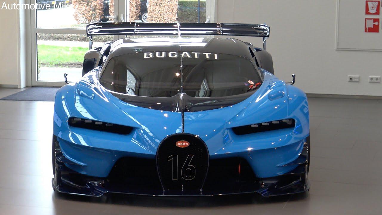4K) 2016 Bugatti Vision Gran Turismo in the Netherlands - YouTube Black Red Bugatti Vision Gt on mitsubishi gt vision, bmw gt vision, subaru viziv gt vision, renault alpine gt vision,