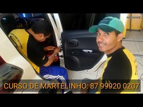 Curso De Martelinho De Ouro. André (ÍNDIO), Recife-PE. SE INSCREVE NO CANAL
