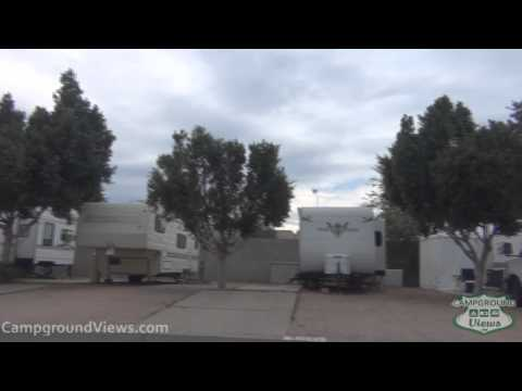 CampgroundViews.com - Tempe Travel Trailer Villa Tempe Arizona AZ