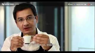 Nespresso Kazaar - Initiation to tasting