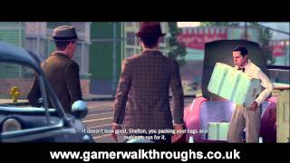 L.A Noire (X360) walkthrough - A Marriage Made in Heaven