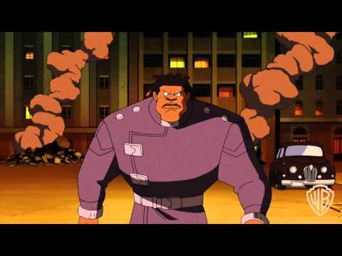 Superman Vs. The Elite - Coldcast Clip
