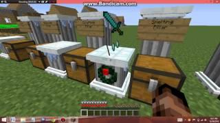 Minecraft Crafting Pillar Mod [1.7.10]