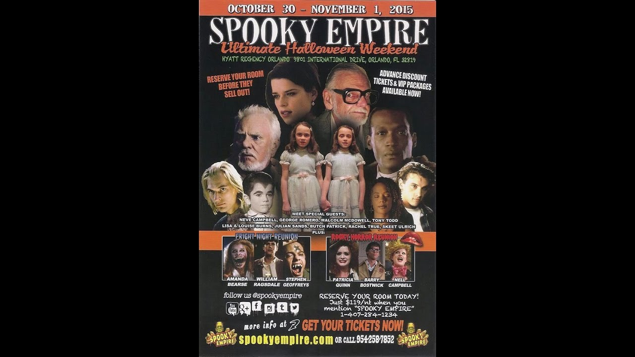 Orlando Spooky Empire 2015