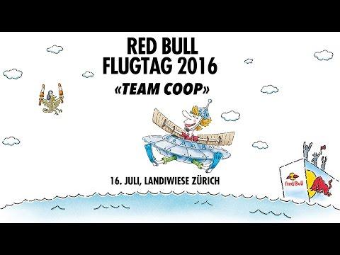 Red-Bull-Flugtag 2016: Team Coop