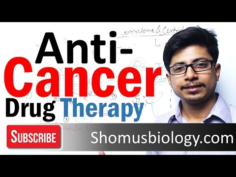 Anticancer drugs mechanism of action