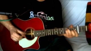 Desperado ~ The Eagles - Linda Ronstadt ~ Acoustic Cover w/ Fender Sonoran SCE CAR
